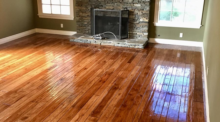 Different Types of Hardwood Floors