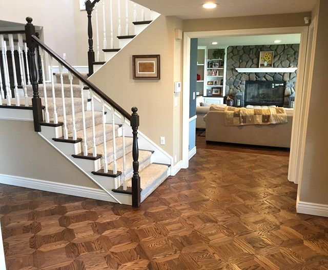 Parquet Flooring in Newbury Park